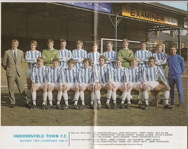 huddersfield by Stuart Alexander Hamilton