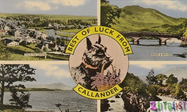 callander by Stuart Alexander Hamilton