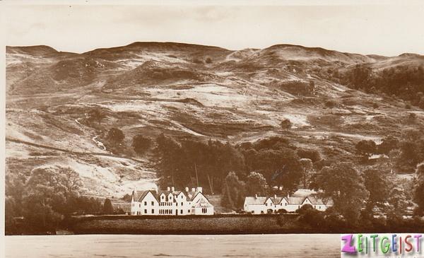 lochawe1343 by Stuart Alexander Hamilton