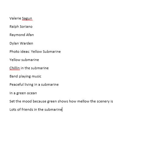 Ideas for Music Video by ValerieSagun