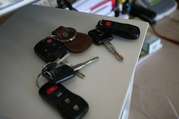 keys by Matthewo6