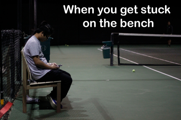 Benched by BlockedOutMafia