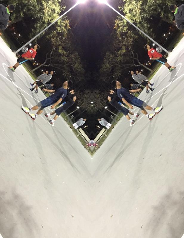 Double park