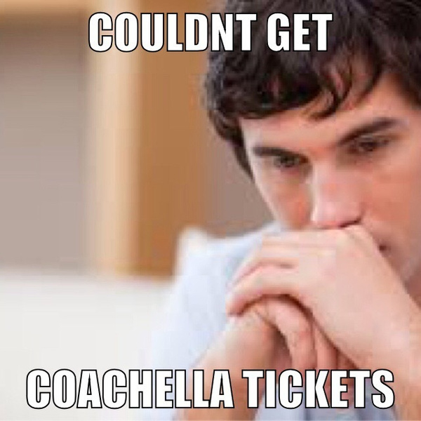 Coachella memes by Leo Canedo