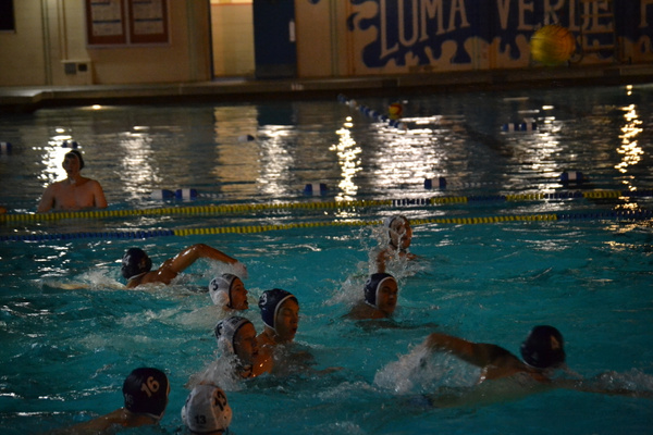 water polo by IsabellaYale