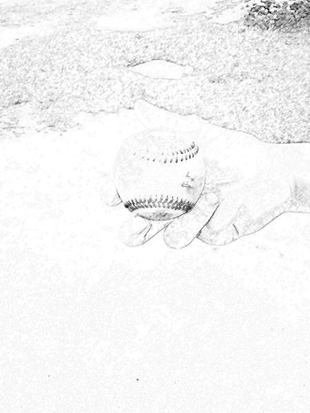 baseball by AshleyNerat