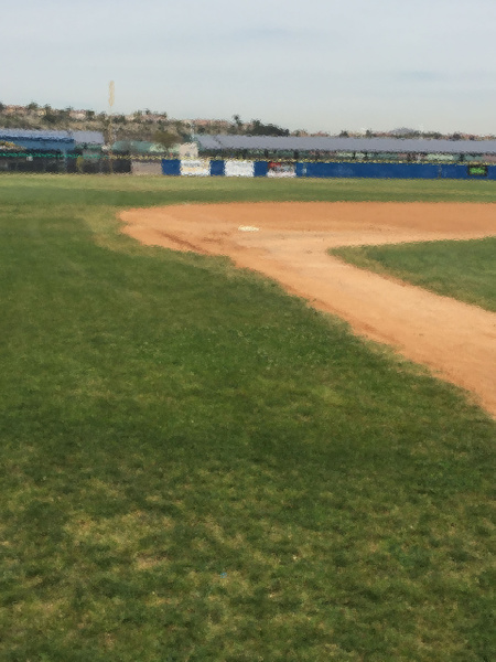 third base by AshleyNerat