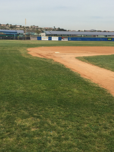 third base 1 by AshleyNerat