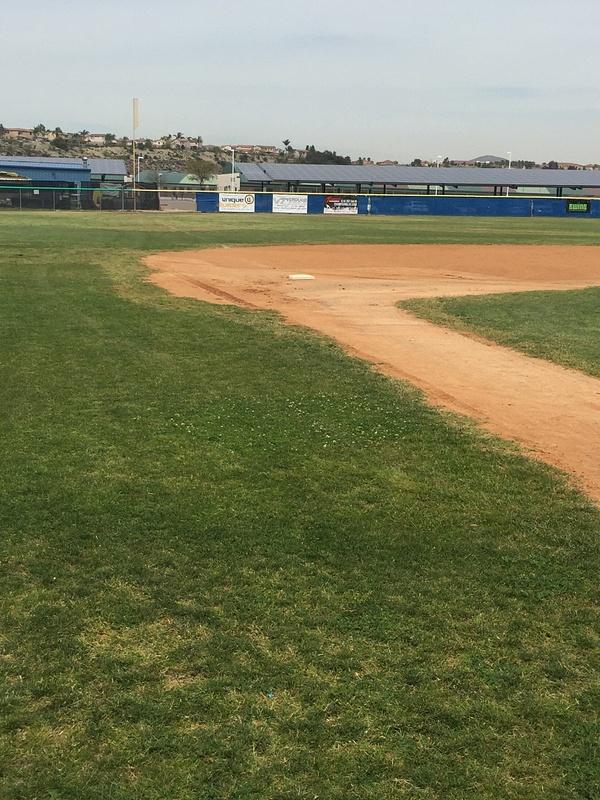 third base 1