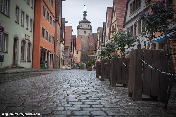 Ротенбург на Таубере. by OlegLenkov