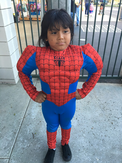 spider man by ElizabethChiroque6827