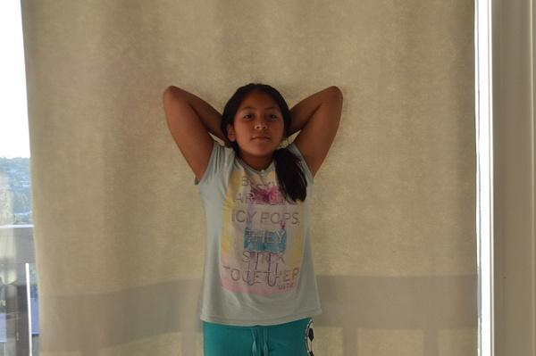 pj pose by ElizabethChiroque6827