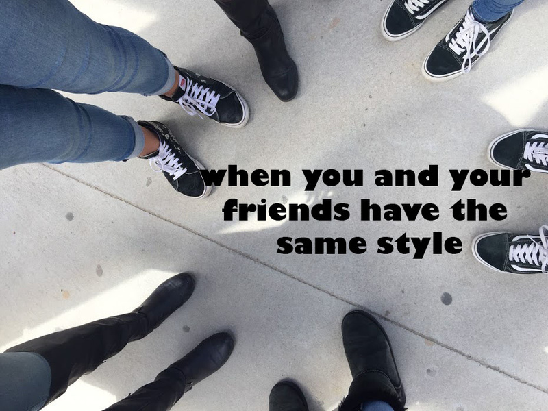 when you and your freinds...
