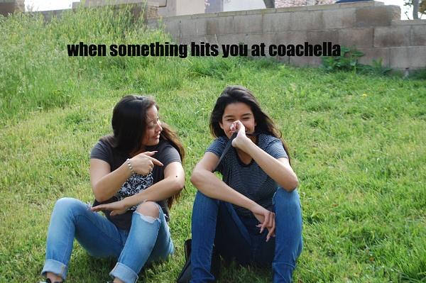 coachella memes by Kiimmmmy