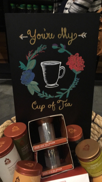 youre my cup of tea by VanessaFrese