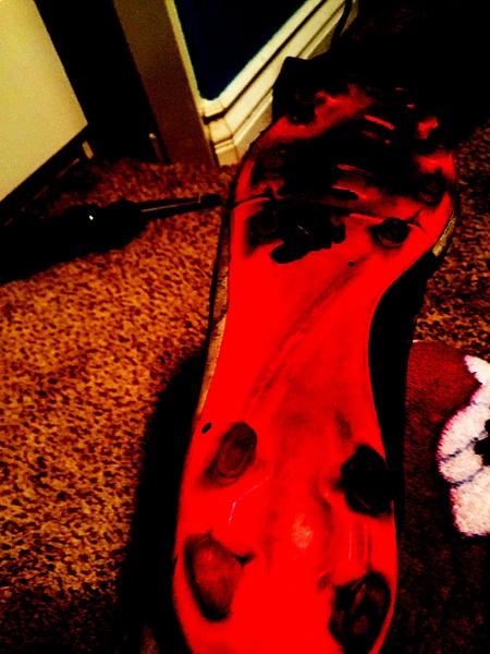 dark shoe by VanessaFrese