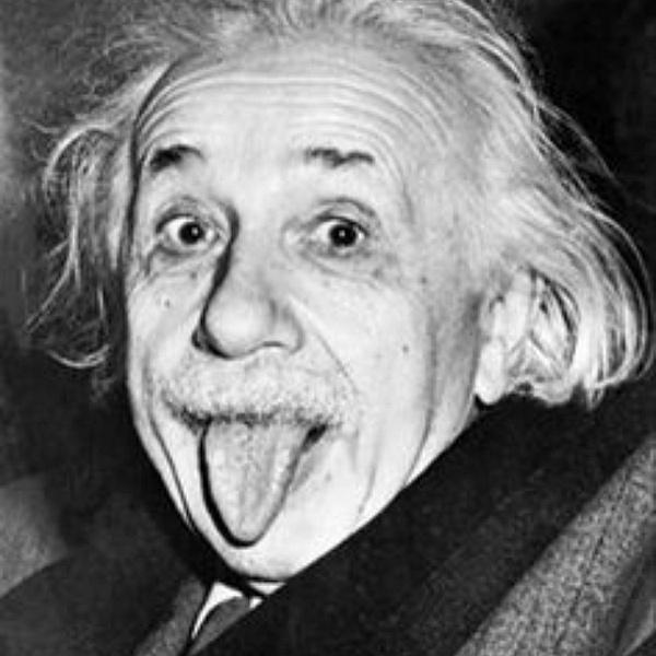 Einstein by VanessaFrese