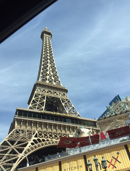 paris tower by VanessaFrese