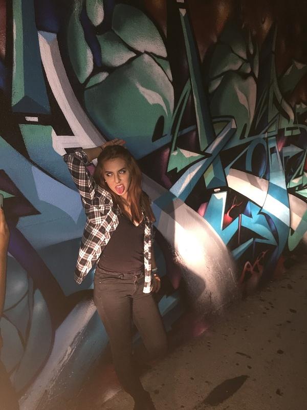 wanna be model