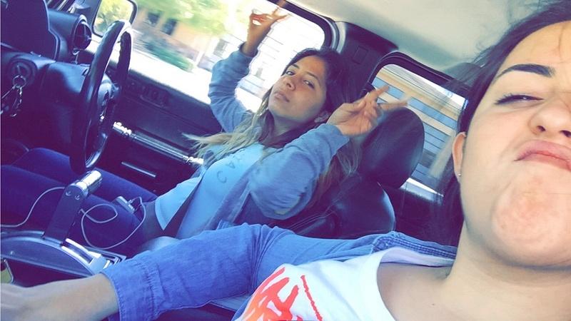 anga and me