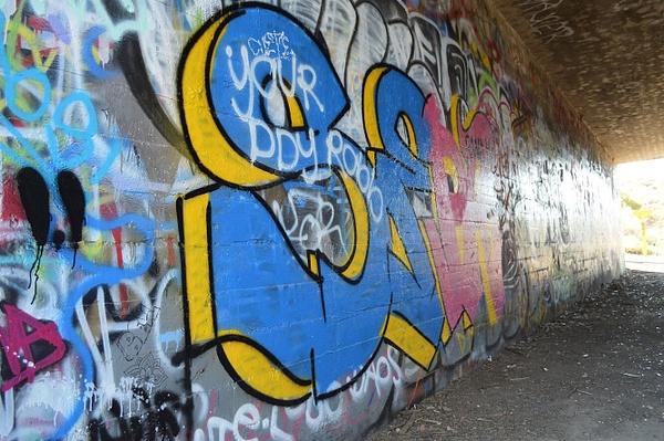 graffiti by BriannaIbanezAdvanced