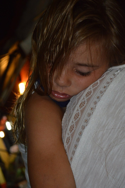 sleepy child by BriannaIbanezAdvanced