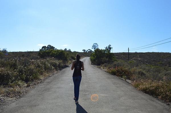 walkin by BriannaIbanezAdvanced