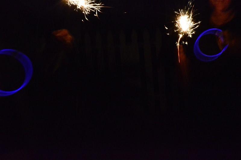 glow sticks