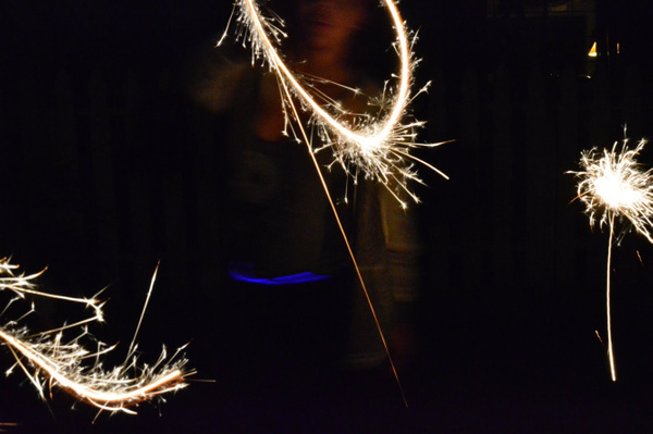 sparklers by BriannaIbanezAdvanced
