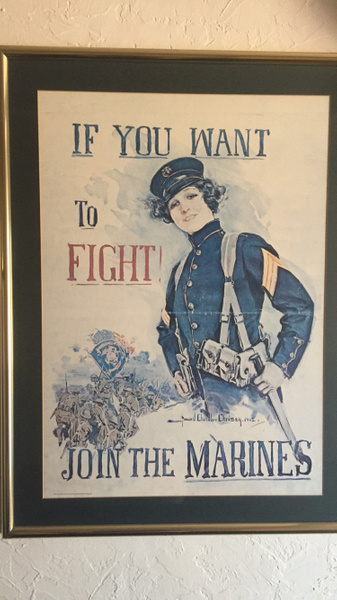 join the marines by BriannaIbanezAdvanced