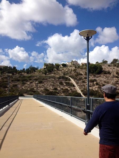 Bridge time by Jose Martinez