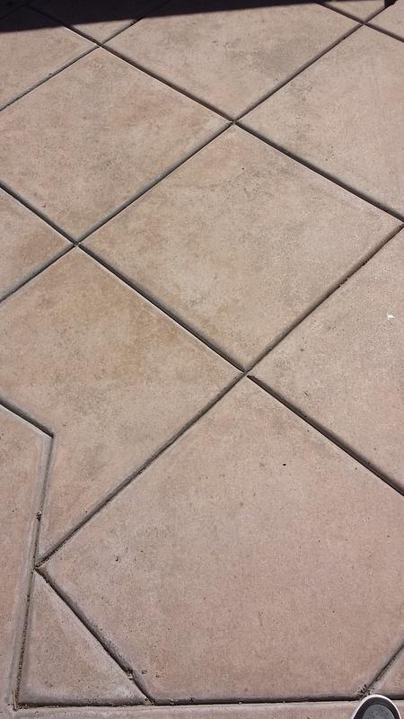 Tiled way