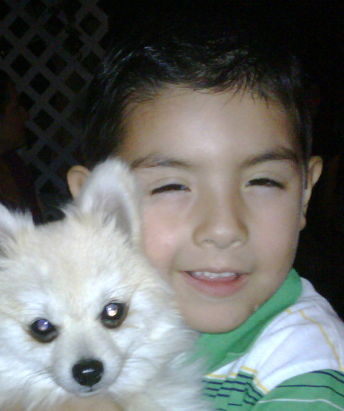 Face of subinnocence by Jose Martinez