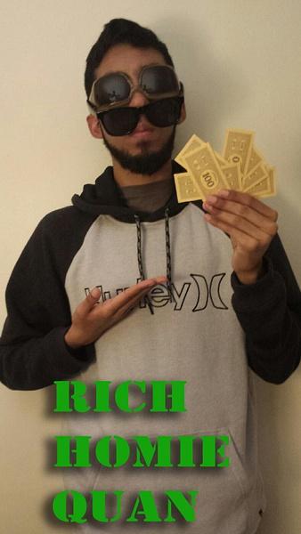 Rich Homie Quan by Jose Martinez