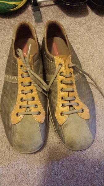 Bowling shoes by Jose Martinez