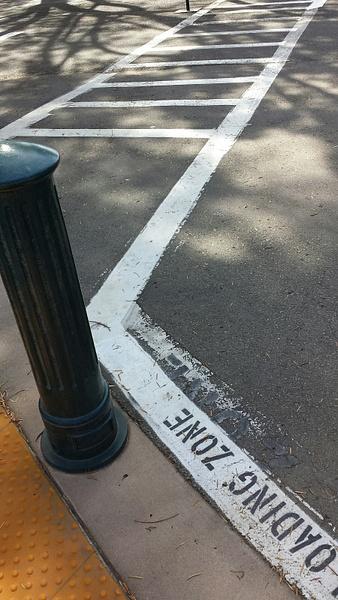 Crosswalk by Jose Martinez