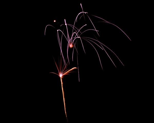 Fireworks by Steve Hollar by Steve Hollar
