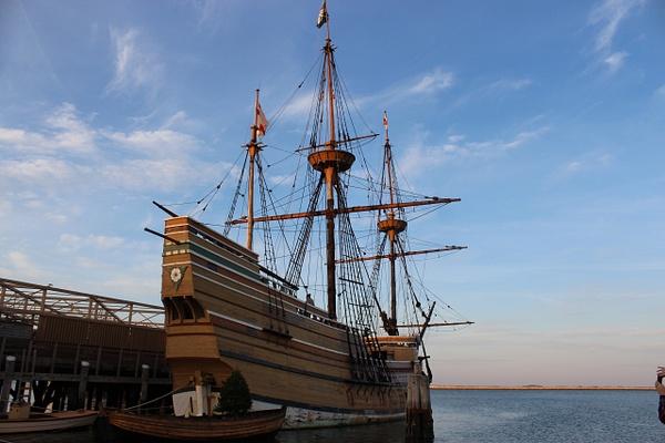 Salem, Plymouth & Harvard by SarahSomerville