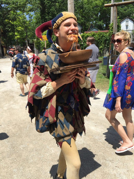 Renaissance Fair Aug 2015 by SarahSomerville