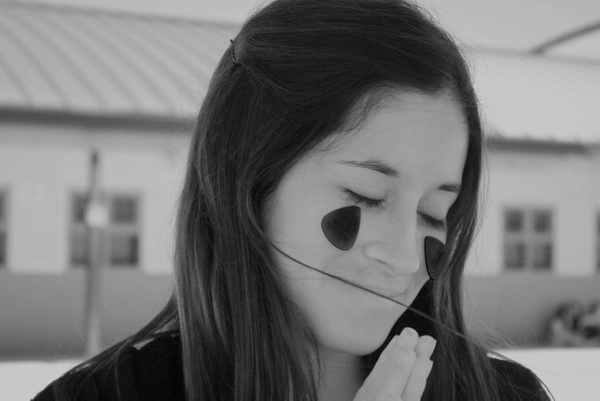 when u got no eyebrow game by MelissaLizarraga