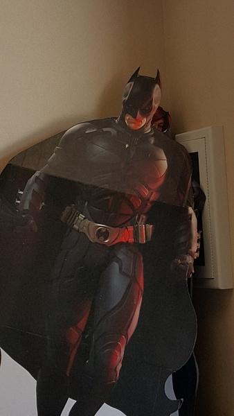 batman by JosephMartinez