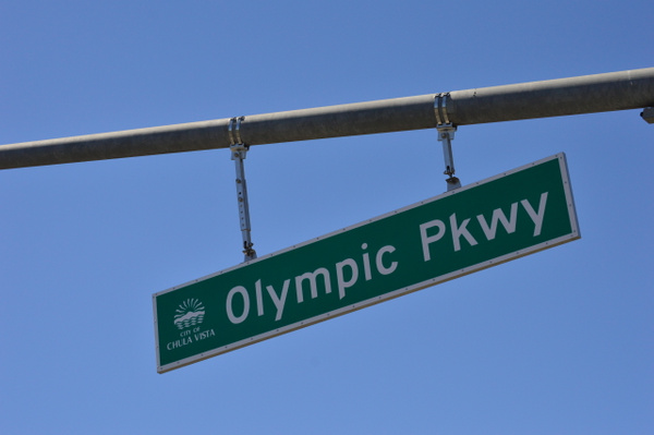 olympic pkwy by AndresRuvalcaba