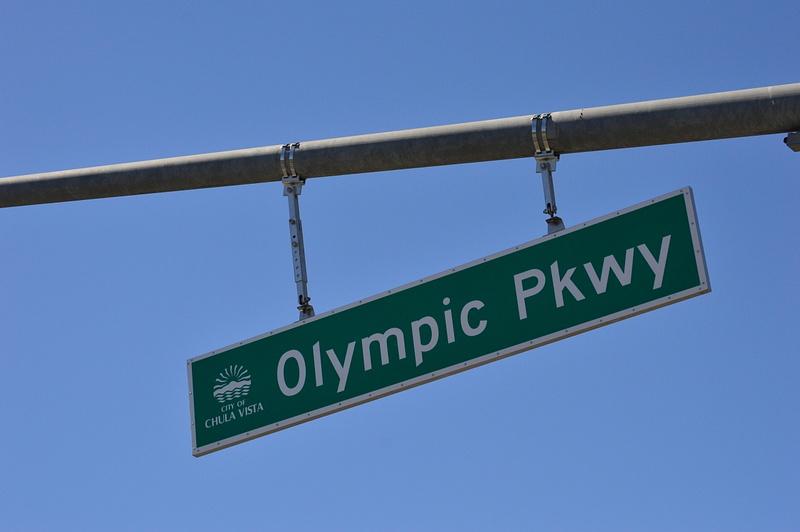 olympic pkwy