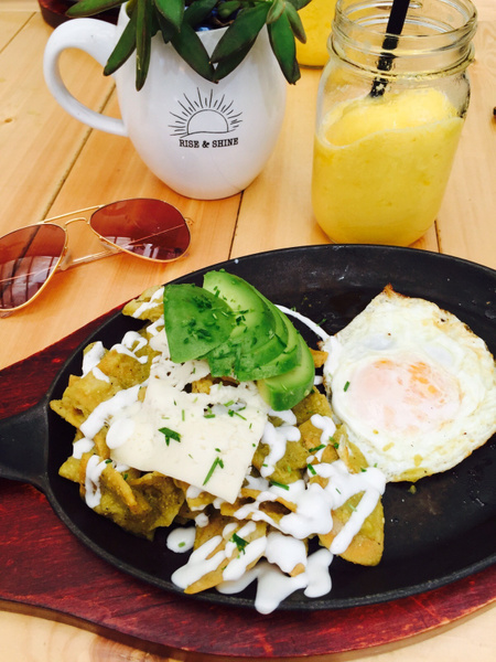 Chilaquiles by AndresRuvalcaba