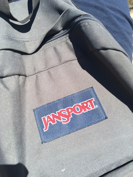 jansport by AndresRuvalcaba