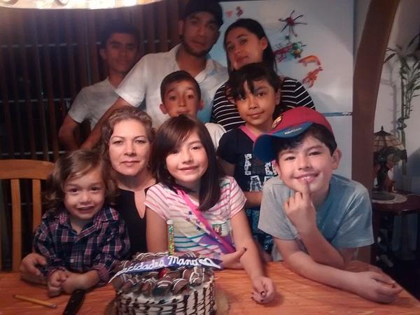 niece's birthday by AndresRuvalcaba