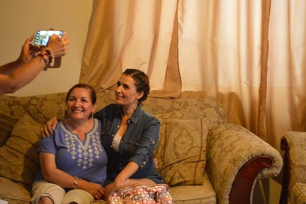 aunt maria & aunt claudia by AndresRuvalcaba