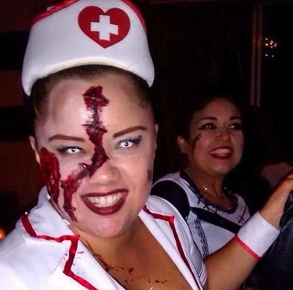 nurse by AndresRuvalcaba