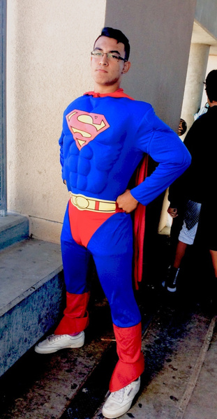 superman by AndresRuvalcaba