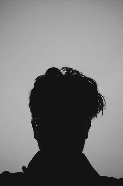 Dark Selfie by EstebanAguilar